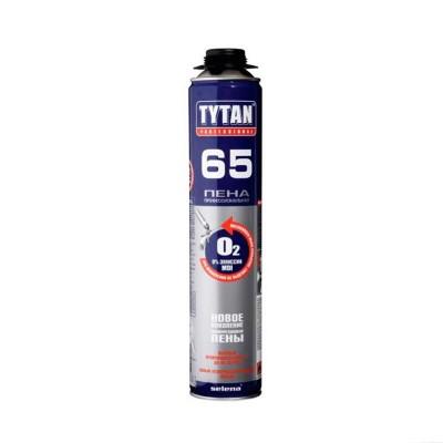 Пена Tytan 65 ПРОФ О2 750 мл