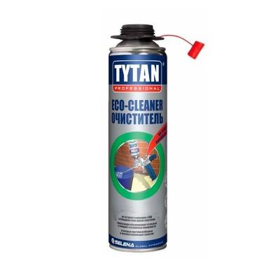 Очиститель монтажной пены Tytan ECO 500мл