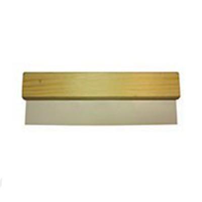 Шпатель для фуговки, белая резина, 200 мм