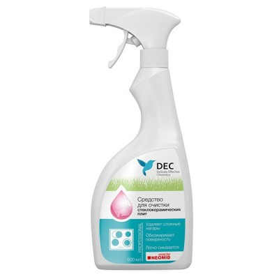 Средство для стеклокерамики DEC 0,5л