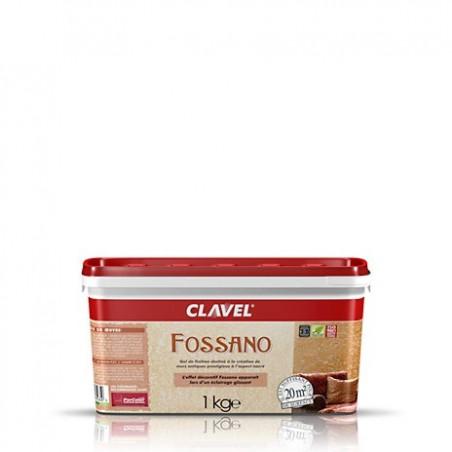 Fossano финишный гель с перламутровым отливом