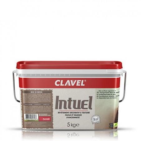 Intuel / Интуэль   декоративная штукатурка с мягкой шероховатой поверхностью и эффектом прозрачности цвета.