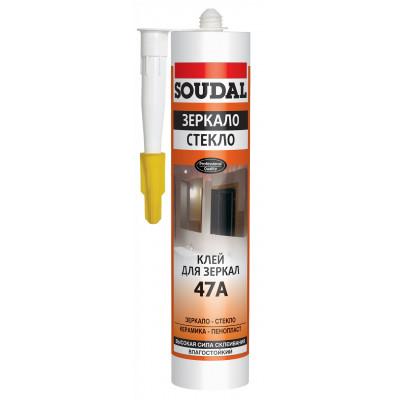 Клей для зеркал Soudal 47A