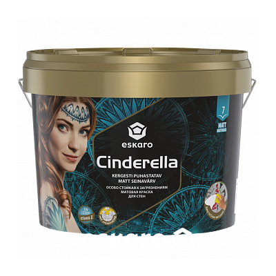 Eskaro Cinderella - особо...