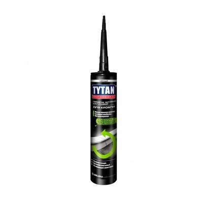 Герметик Tytan битумно-каучуковый, чёрный, для кровли