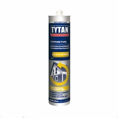 Герметик Tytan силиконовый  310 мл