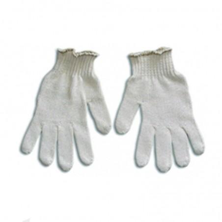 Перчатки трикотажные Х/Б с ПВХ