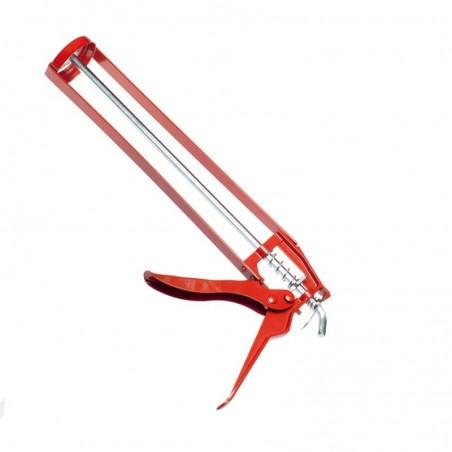 Пистолет для герметиков, скелетный 9, шестигранный шток