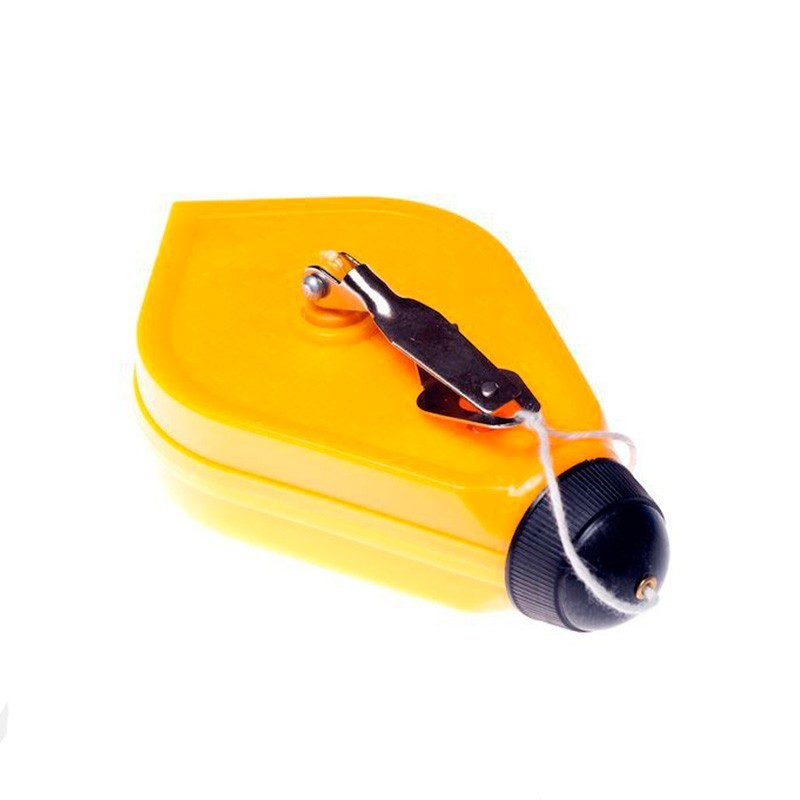 Шнур малярный, 30 м (пластиковый корпус)