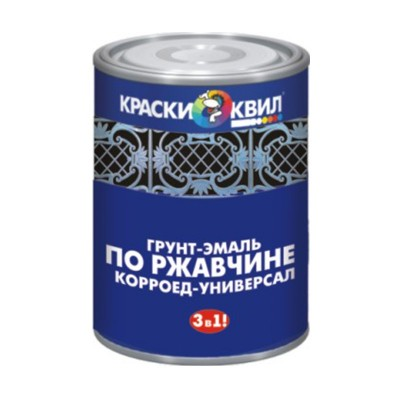 КОРРОЕД 0.9кг грунт-эмаль по ржавчине