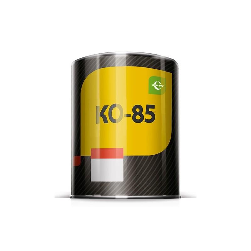 ЦЕРТА лак термостойкий КО-85 0.8кг до 250 градусов