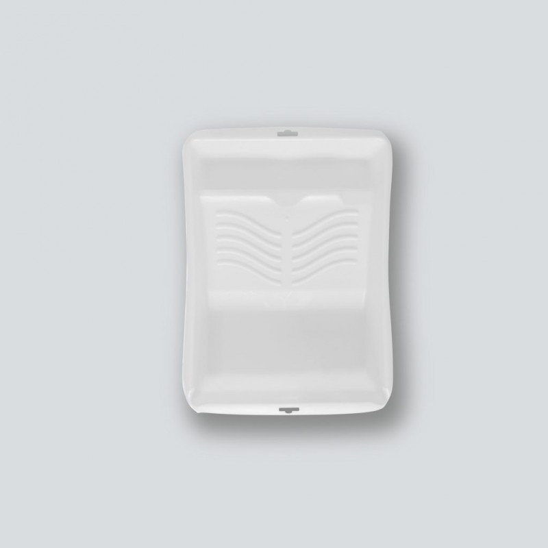 Ванночка для краски белая усиленная